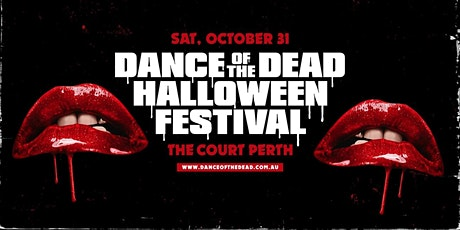 Dance of the Dead Halloween Festival tickets