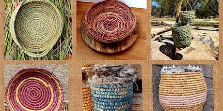 Makuru Goto - Indigenous Weaving Workshop with Lea Taylor tickets