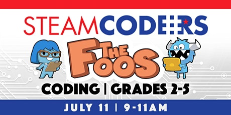 Coding with The Foos (codeSpark) | Computer Science for Grades 1-4 tickets