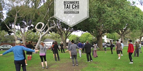 Culver City Tai Chi for Beginners (In-Person Classes) tickets