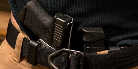 BEAM Foundation Inc - Guardian Initiative - NC Concealed Carry Class tickets