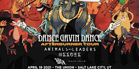 Dance Gavin Dance - Afterburner Tour tickets