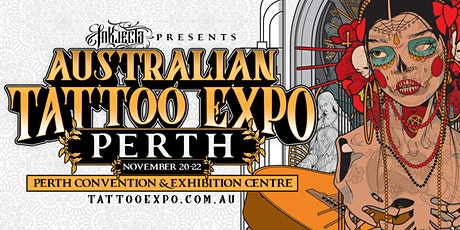Australian Tattoo Expo - Perth 2020 *NEW DATES* tickets