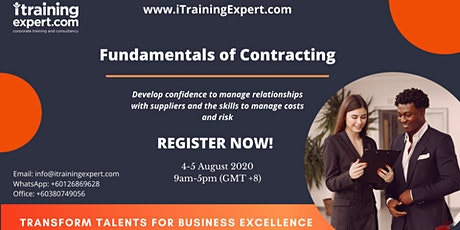 Fundamentals of Contracting tickets