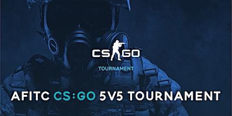 MGM Esports and Gaming - AFITC 5v5 CS:GO Tournament tickets
