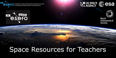 Introducing Space Resources Available to Teachers and their students tickets