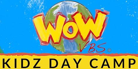WOW Kidz Day Camp tickets