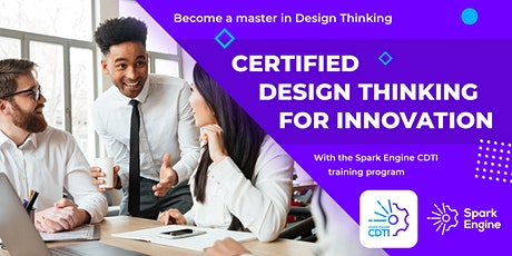 Certified Design Thinking for Innovation (training and certification) tickets