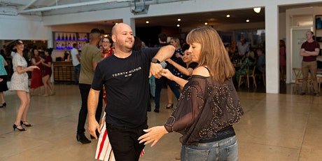 Come & Try Salsa Dancing - Free Group Dance Class tickets