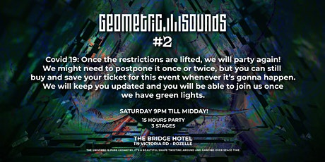 Geometric Sounds #2 tickets