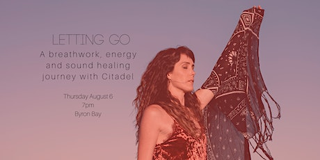 Letting Go: A Breathwork, Energy & Sound Healing Journey tickets