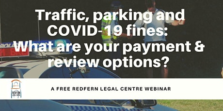 Traffic, parking & COVID-19 fines: What are your payment & review options? tickets