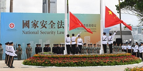 National Security Law of Hong Kong: Legal and Social Implications tickets