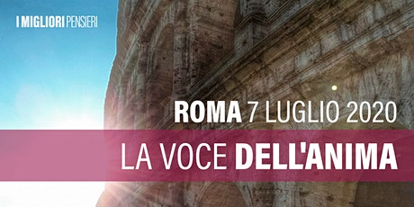 La voce dell'Anima - Roma - martedì 7 luglio 21:00 tickets