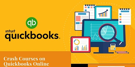 Crash Courses on QuickBooks Online tickets