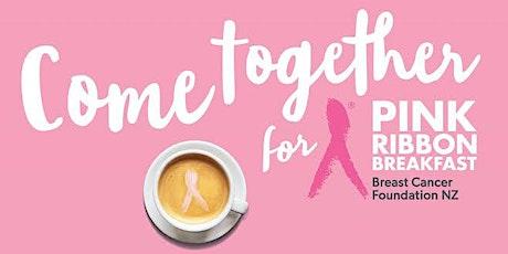 Pink Ribbon Breakfast (High tea) tickets