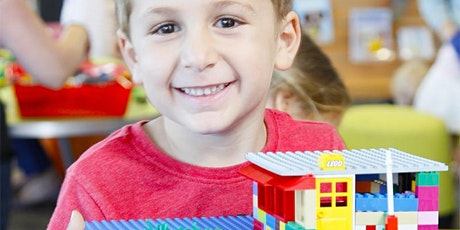 August LEGO Club - Spearwood Library - Kids Event tickets