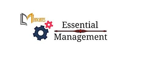 Essential Management Skills 1 Day Virtual Live Training in San Diego, CA tickets