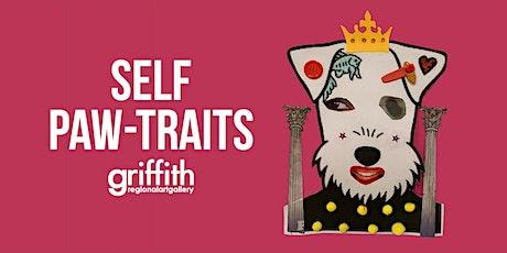 Self Paw-traits (School holiday workshop) tickets