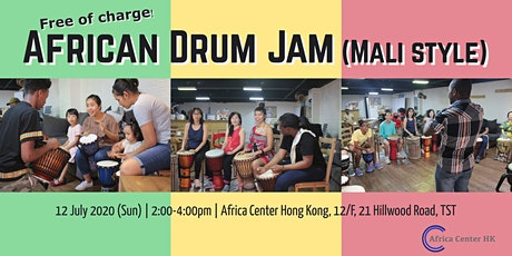 African Drum Jam (Mali Style) tickets