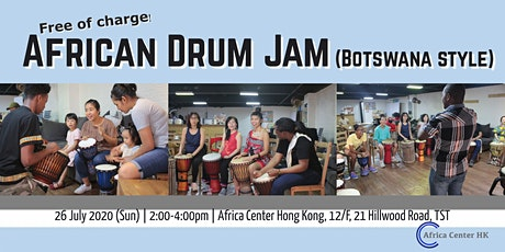 African Drum Jam (Botswana Style) tickets