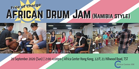 African Drum Jam (Namibia Style) tickets