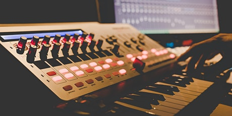 Synth Sound Secrets - a 5 week face to face course tickets