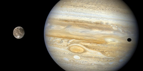 Chasing Shadows at Jupiter: a livestream telescope observation tickets