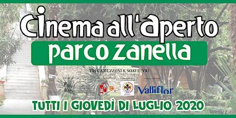 Mio fratello rincorre i dinosauri- Cinema all'Aperto 2020 Parco Zanella biglietti