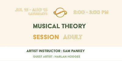 [Session Adult] Musical Theory