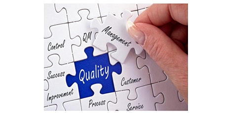 Quality Management 1 Day Virtual Live Training in Mississauga tickets