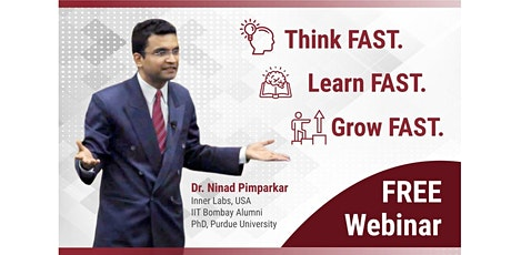 Think FAST. Learn FAST. Grow FAST. tickets