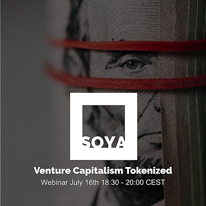Tokenizing Venture Capitalism image