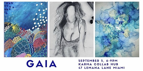 Gaia // Art Exhibition tickets