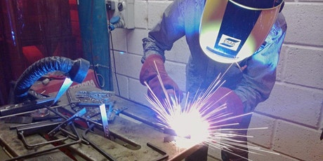 Introductory Welding for Artists (Mon 2 Nov 2020 - Evening) tickets