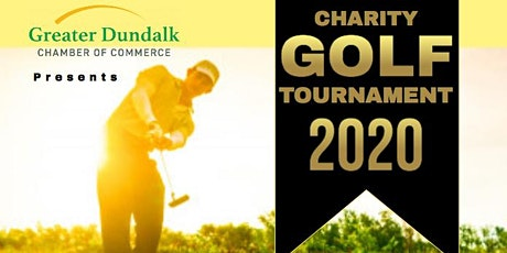Greater Dundalk Chamber of Commerce Charity Golf Tournament tickets