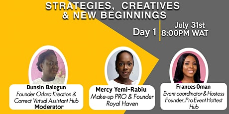 Usherpreneurs Summit: Strategies, Creatives & New Beginnings tickets