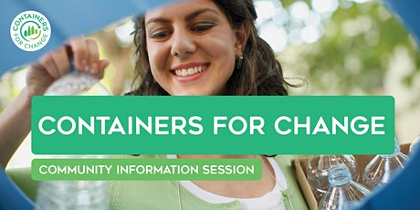 Online Containers for Change Community Information Session #5 tickets