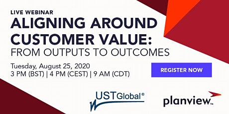 Aligning Around Customer Value: From Outputs to Outcomes tickets