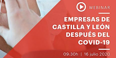 Empresas de Castilla y León después del COVID-19 boletos