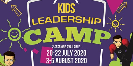 Kali Majapahit Kids Leadership Camp 2020 tickets