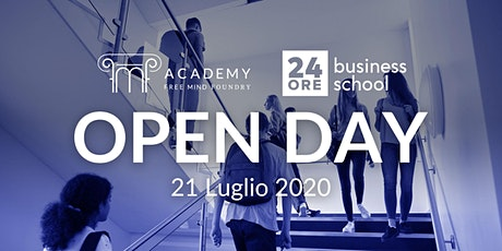 FREE MIND FOUNDRY ACADEMY- OPEN DAY STUDENTI biglietti