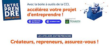 Entrepreneurs, assurez-vous! - Chalon billets