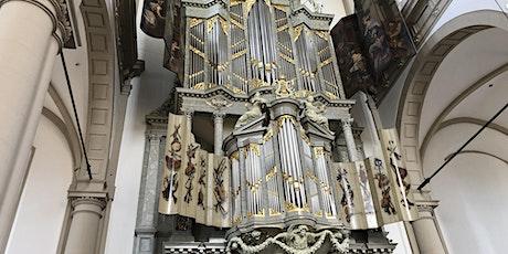 Orgelconcert - Westerkerk - Hannes Minnaar en Evan Bogerd tickets
