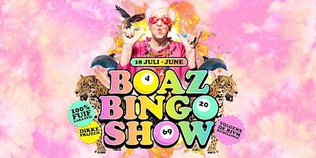 Boaz Bingo Show tickets