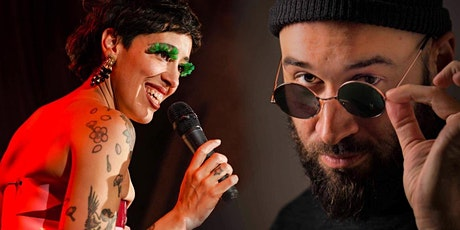 The Late Show with Oliver Sotra and Liliana Velazquez! tickets