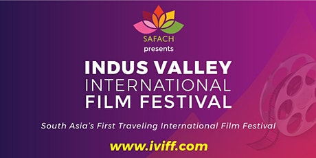 Indus Valley International Film Festival (IVIFF) tickets