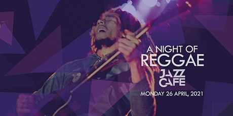 A Night of Reggae tickets