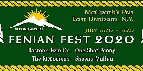 Fenian Fest 2020 tickets