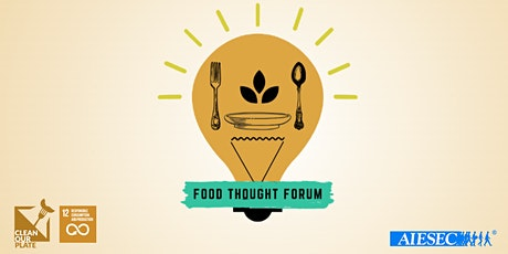 Food Thought Forum! tickets